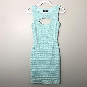 Guess | Mint Mini Dress Size 4 EEUC!